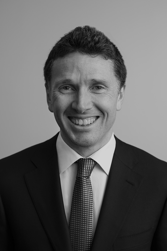 James Connor Chief Executive Office