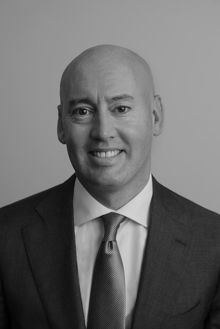 Peter Broadley Managing Director