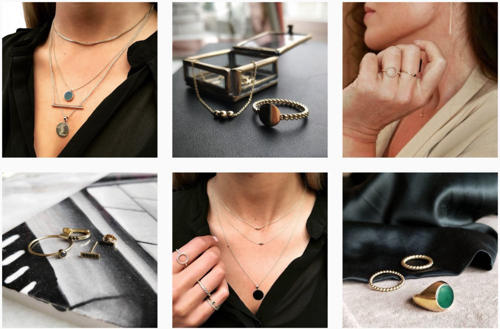Aynur Abbot Jewelry(Amsterdam) - Graphic Design