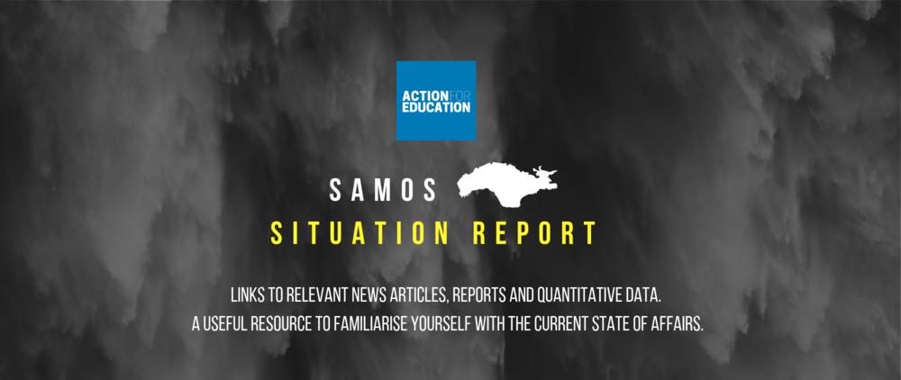 situation report: samos -