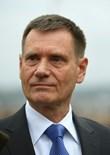 Olav Berstad   Norvég nagykövet Magyarországon