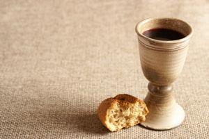 Open Communion service
