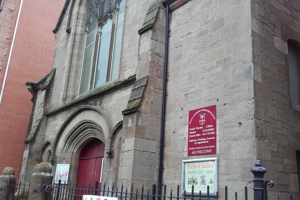 The Methodist Church in Scotland