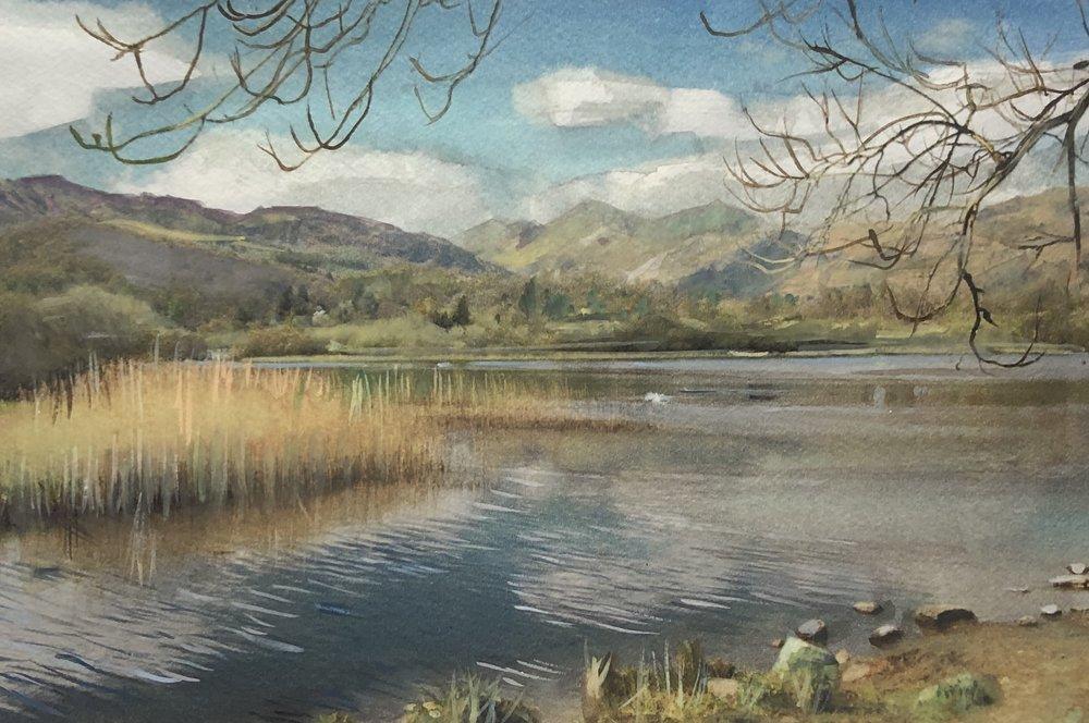 Elterwater, Lake District