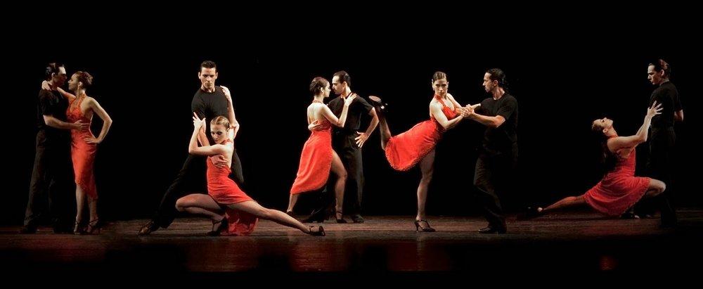 Tango show / İstanbul Tango Lessons / Tango Course