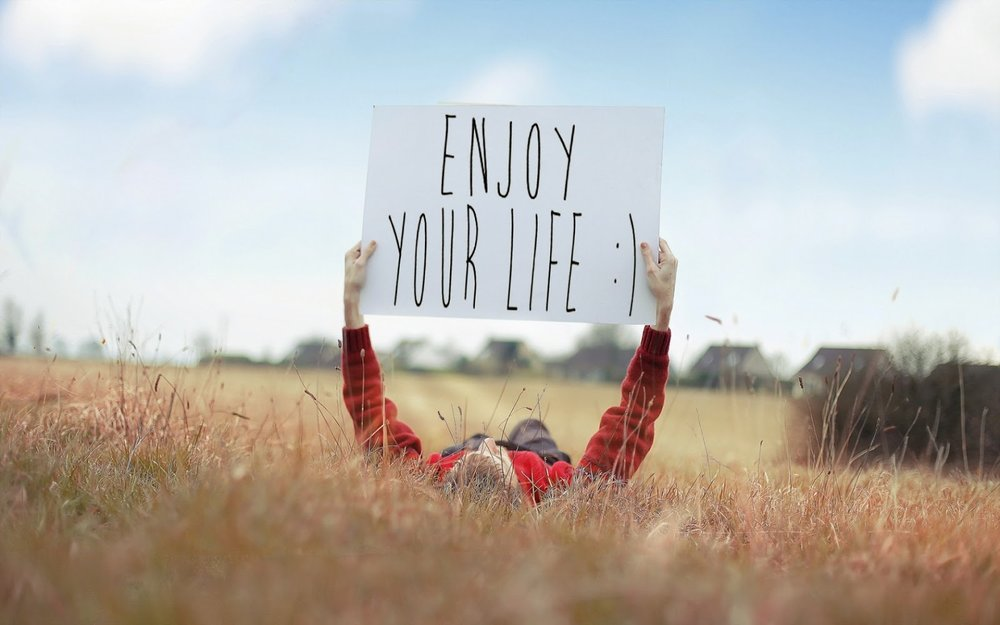 Con i nostri pensieri possiamo fare davvero molto per cambiare la nostra vita ed essere felici a prescindere da tutto. -