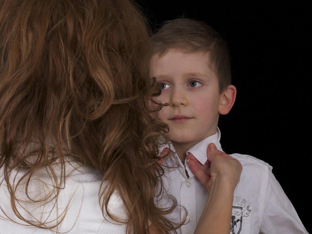 3. AUTORITARIO: il genitore che punisce il proprio figlio -