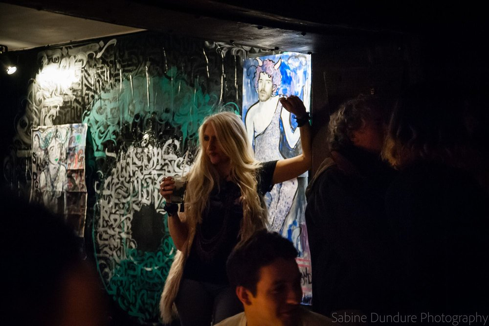 La FEE Verte SOIREE - An evening inspired by the Green Absinthe Fairy. Photos courtesy of the amazing Sabine Dundure.