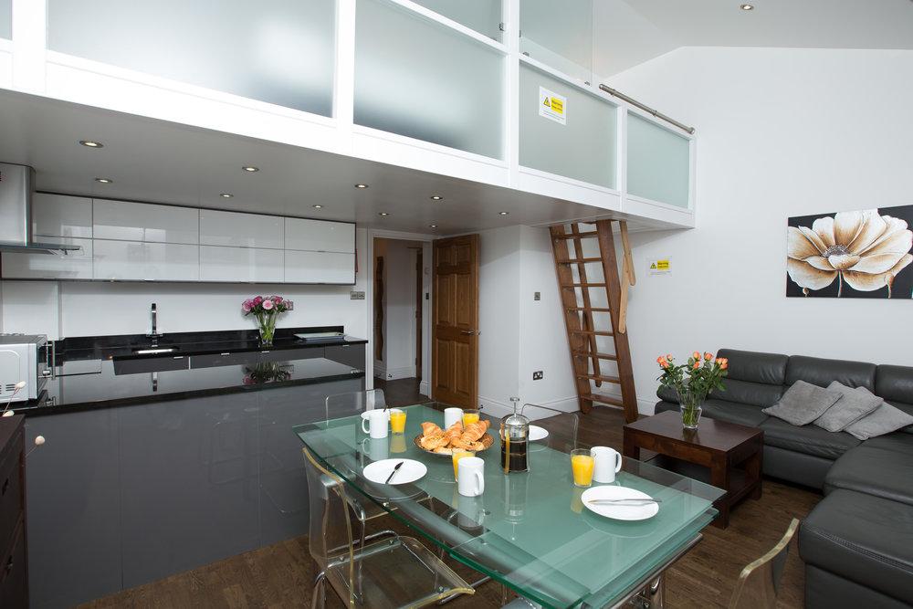 1 Bedroom Apartment - Kitchen.jpg