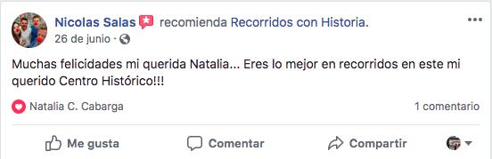 Arq. Salas, dueño Casa de las Sirenas, 26 junio 2018