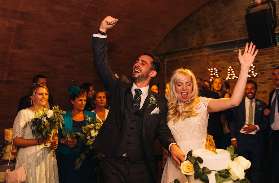 Mark and Lauren Kachette Wedding we did it.jpg