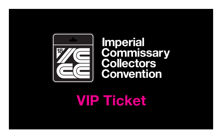 ICCC VIP       On Sale 2/2/18 at 2:00pm CST
