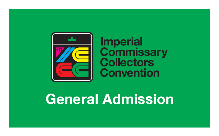 ICCC General Admission ticket for $50 or    A Family 4 Pack (2 Adults 2 Children) $130    On Sale 2/16/18 at 2:00pm CST