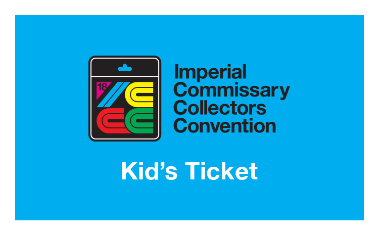 ICCC Kids Ticket (Kids 12 and under) $30     (only valid with adult GA ticket purchase not valid for VIP Entry)    On Sale 2/16/18 at 2:00pm CST