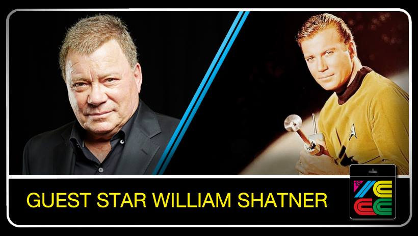 WILLIAM SHATNER - Actor, director, author, singer. Best known for his roles on  T.J. Hooker,Boston Legaland Star Trek, William Shatner is one of the most recognizable stars working today. His distinctive voice and cadence have been the subject of many imitations, spoofs, and parodies—all contributing to his status as a pop icon and endearing him to his fans. In addition to being an Emmy Award-winning actor, he has also written numerous books, directed several projects, and even recorded a few albums. Currently staring on