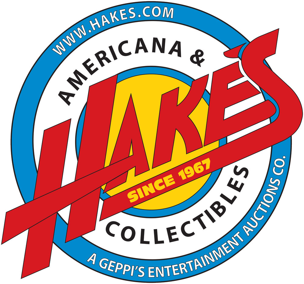 "Celebrating over 50 years in business  Hake's  has sold everything from 350 million year old fossils, toys and comic books that are only a few years old.   Hake's  is meticulous about planning auctions. They currently conduct three auctions a year, each with between 2,500 and 3,000 items. Hake's bills itself as ""America's first and most diversified auction house"" for a reason. Since 1967, they have led the way in offering just about every type of pop culture collectible and Americana. Their passion for collectibles and their customers will continue for the next 50 years. Booth 248 at ICCC 2018!"