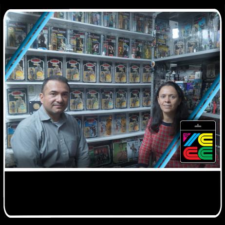 Luis & Josefina Galvez -