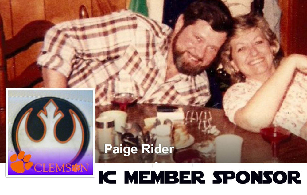 Paige Rider  is a Member of The Imperial Commissary and has purchased a Silver Level Sponsorship! Please help her with her hunt of Vintage Star Wars Toys!