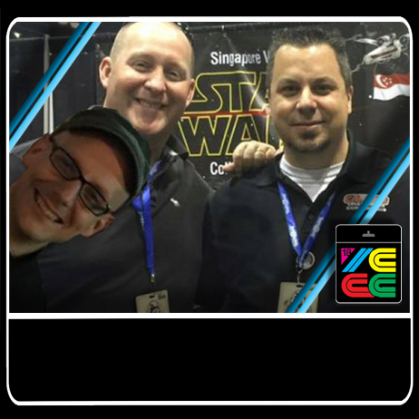 Josh Blake, Mike Mensinger, Ron Salvatore - STAR WARS MICRO COLLECTING AND PROTOTYPES!Josh Blake is a collector of vintage Star Wars, The Real Ghostbusters, Batman the Dark Knight Collection toys and internal employee related Kenner memorabilia and photographs. He has met many of the employees that have worked directly on the lines that he collects because he believes there is nothing more satisfying than listening to employees fondly recollect company stories and learn how they mastered their craft during that period of product development! Today his main collecting focus is prototype relics relating to the Star Wars Micro Collection line from 1982, internal documents and product photography. Ron Salvatore, collects items related to the vintage Kenner line, especially those that were never available commercially, like store displays, marketing material, and prototypes.Michael Mensinger, an avid vintage toy and prototype collector of nearly 3 decades, They will talk about toys released, unproduced toys,concepts,and much more!