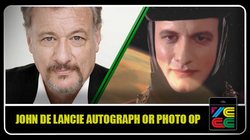 Autograph $40 Photo Op $40
