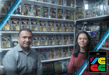 Lili Ledy Star Wars Collectibles   With over 24 years collecting Star Wars together,  Luis and Josefina Galvez  specialize in vintage Star Wars toys from various countries. They have focused on the Mexican line of Star Wars toys manufactured by Lili Ledy and have conducted valuable research about variations and production. They are contributors to the Star Wars Collectors Archive and run the Spanish-language version of Rebelscum.