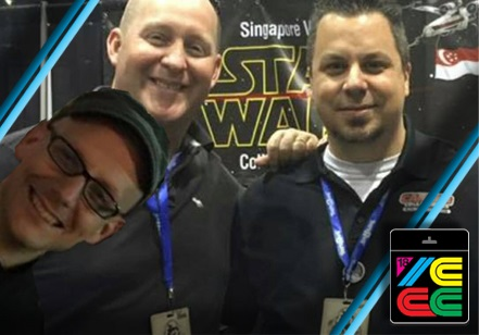 Star Wars Micro Collecting and Prototypes    Mike Mensinger, Ron Salvatore, and Josh Blake  are all are avid collectors of the Kenner Star Wars Micro Collection and have sought out exotic collectibles including internak Kenner production documents, prototypes, marketing material and stories from ex-Kenner employees themselves. This team will discuss the kenner Micro releases, unproduced toys, concepts, and much more!
