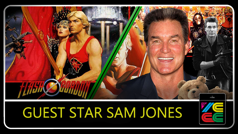 Sam Jones - Actor Sam J. Jones was born in Chicago, Illinois but grew up in Sacramento, California. He was educated at Mira Loma High School in Sacramento and went on to serve as a United States Marine. Jones made his screen debut in Blake Edwards' comedy film 10 (1979).In 1980, he was cast in the iconic role of Flash Gordon in the cult classic of the same name, Flash Gordon (1980). A solid acting career in mostly television roles followed. Stargate SG-1, SYFY's Flash Gordonseries, and the Seth MacFarlane comedy Ted and Ted2.