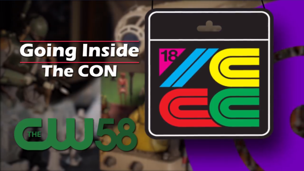 ICCC FEATURED ON THE CW -