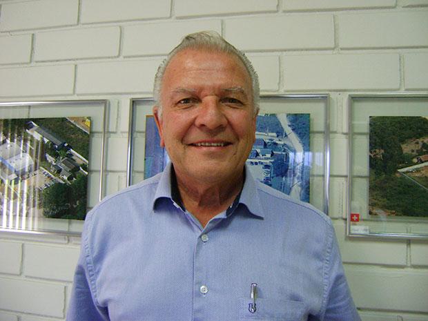 André Jacob Larsen Acervo pessoal