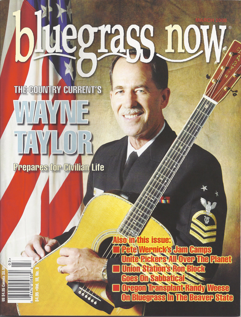 Wayne Taylor, Bluegrass Now Magazine.jpg
