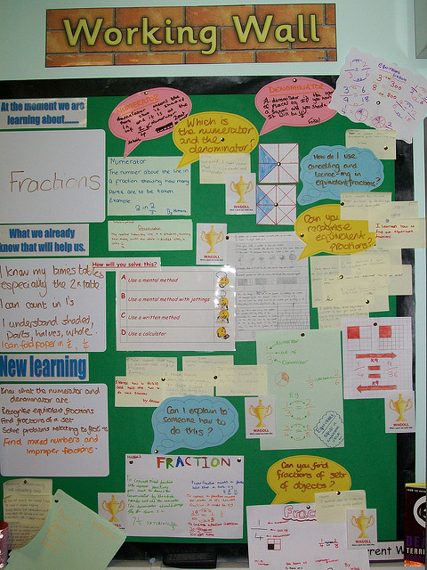 maths working wall 2.jpg