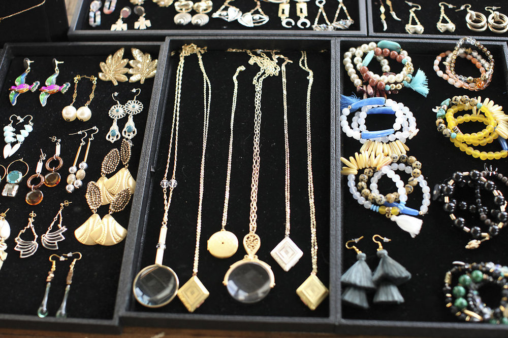 Jewelry from Honey Rose & K