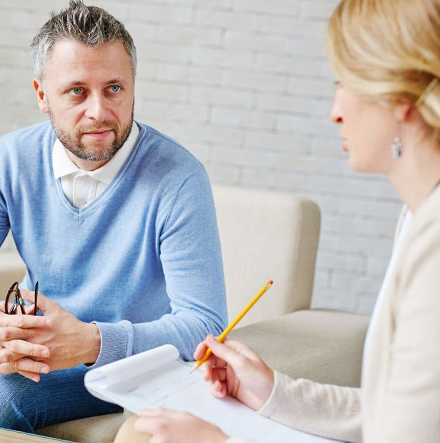 MENTAL HEALTH <br>COUNSELING