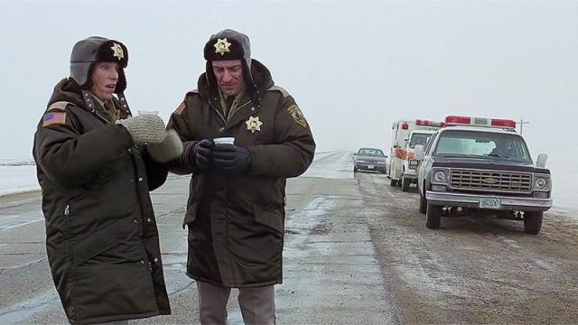 Fargo de Joel et Ethan Coen
