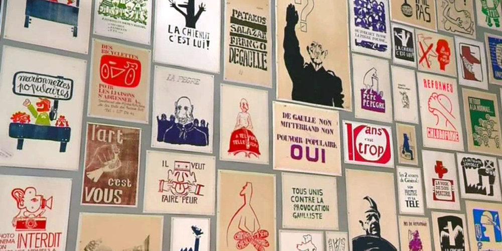 Images en lutte aux Beaux-arts de Paris - Culturclub
