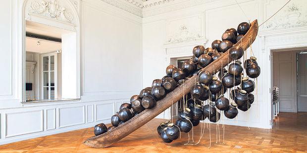 Subodh Gupta à la monnaie de Paris - Culturclub