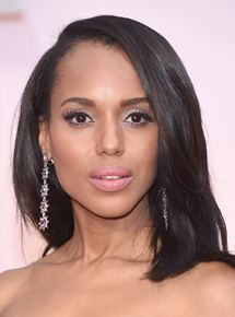 KERRY WASHINGTON  Rôle : Kay Amin