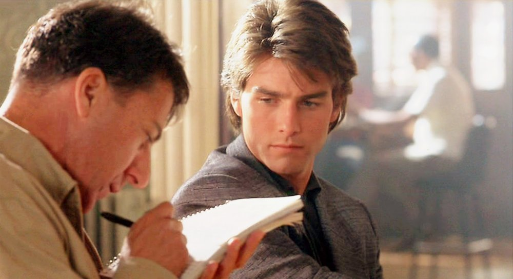Rain man de Barry Levinson - Cultur'club