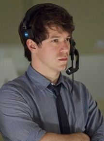 JOHN GALLAGHER JR.  Rôle : Mason
