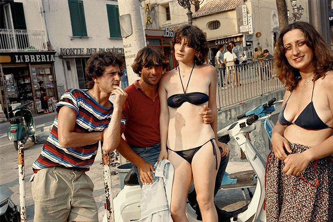 Charles H. Traub, Dolce Via : Italy in the 80's