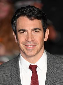CHRIS MESSINA  Rôle : Richard Willis