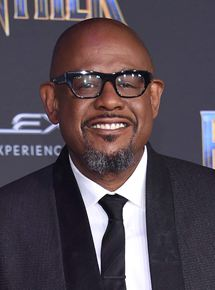 FOREST WHITAKER  Rôle : Ghost dog