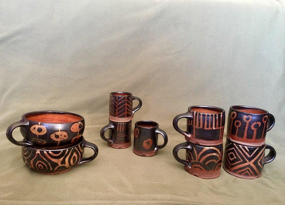 Sarah Dudgeon Pottery
