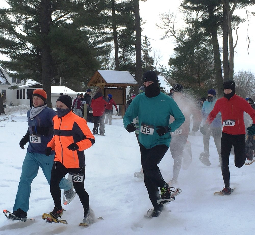 Community Snowshoe Event