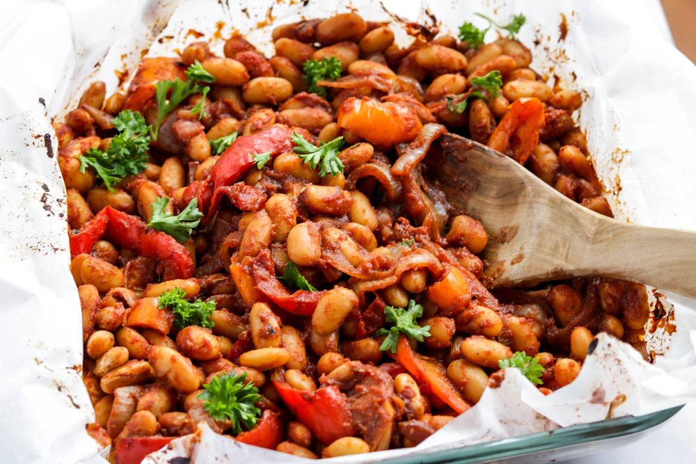 Vegan Smokey Maple Baked Beans3 (1 of 1).jpg