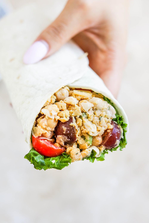 Vegan Chicken Salad
