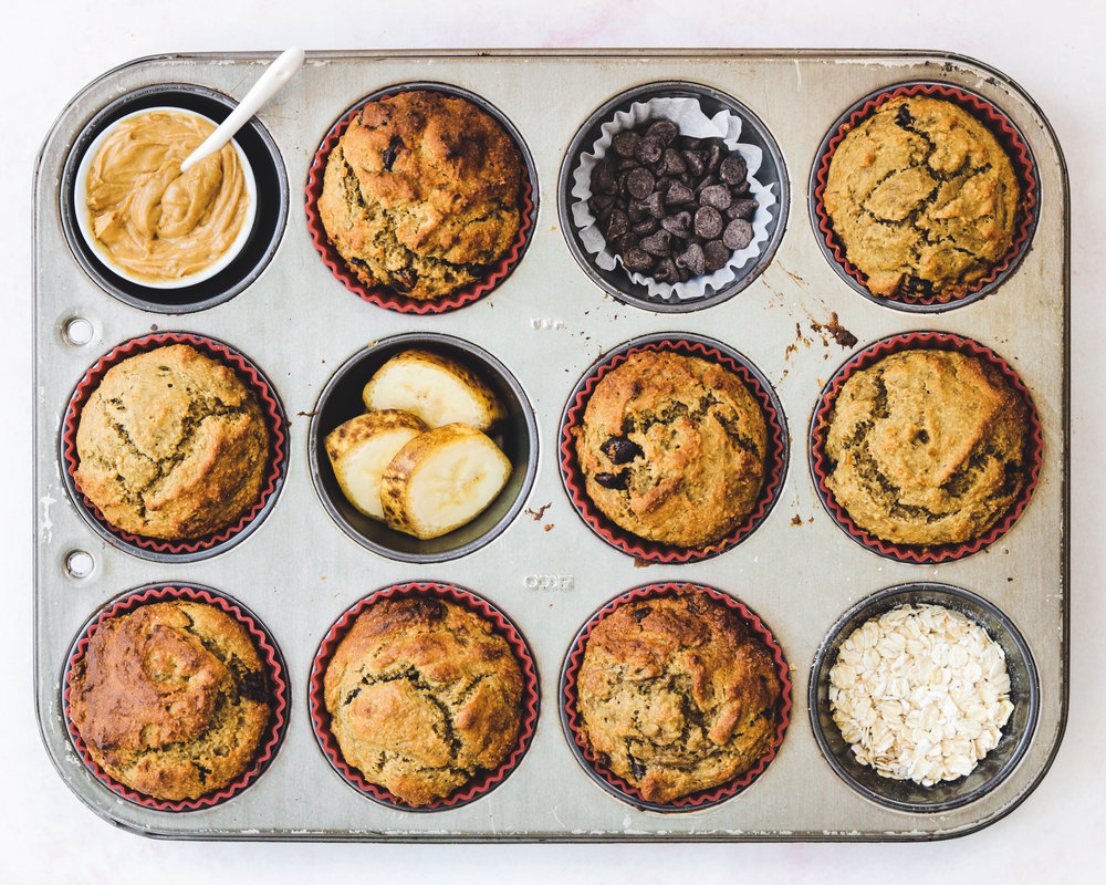 Chocolate Chip Tahini Muffins in Pan (1 of 1).jpg