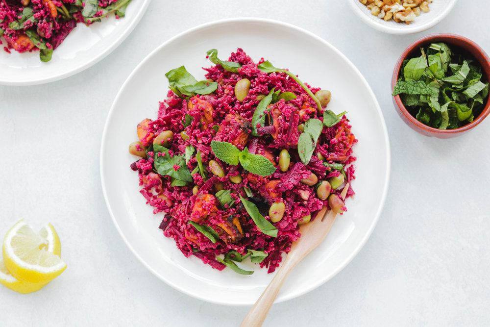Beet Salad with Quinoa and Sunflower Seed Dressing  (1 of 3).jpg