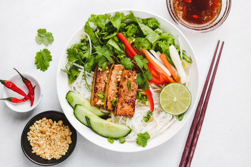Vegan Bun Chay