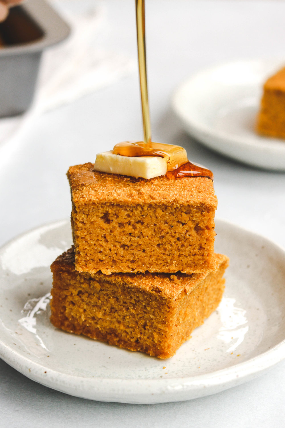 Vegan Maple Pumpkin Cornbread Pour Shot (2 of 3).jpg